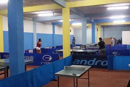 Academia Calangos de Tênis de Mesa -