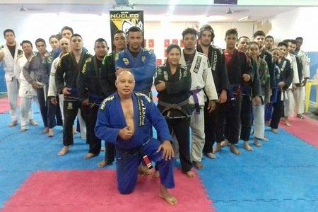 Equipe Núcleo De Jiu Jitsu -