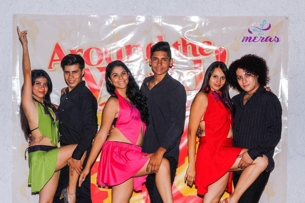 Gimnasio meras academia de baile zona centro for Gimnasio zona centro
