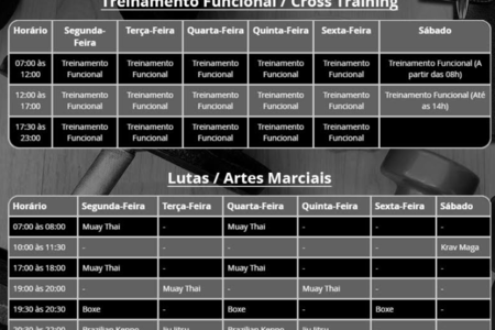 Academia Bravus Club - Fitness and Training Center