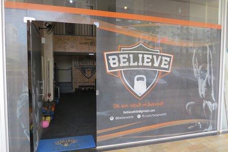 Believe Wellness Studio | Studio Noroeste -