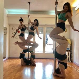 Let's Pole! Espacio de Entrenamiento