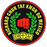 Richard Chun Taekwondo México Tecamac Flores - logo
