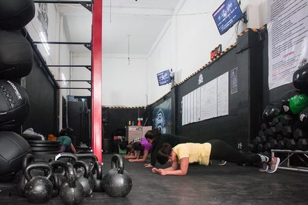 V MORE Functional Training Center Lindavista -