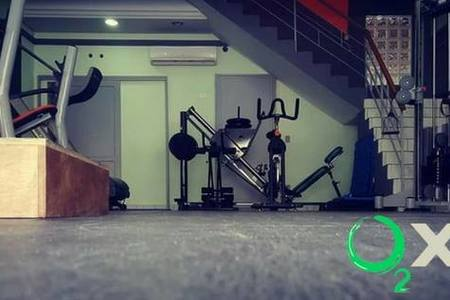 Oxygen Fitness -