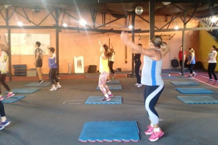 Academia Saude E Forma E Fitness -