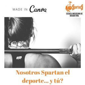 Escuela Mexicana de Basquetbol Spartans Polideportivo Soluciones -