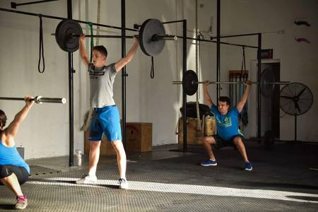 Crossfit Pica Central -
