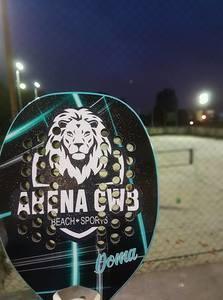 Arena Cwb Beach Sports