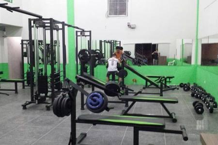 Hulk Academia -