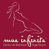 Mua Infinita Centro De Bienestar Y Estudio De Yoga - logo