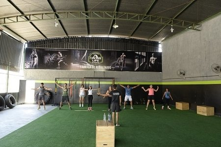 Cross Life Janauba -