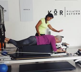 Kôr Pilates Reformer