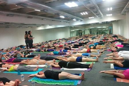 Bikram yoga Guadalajara Patria