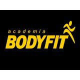 Academia Body Fit Unidade 1 - logo