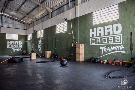 Hard Cross Training -