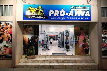 Academia Pró Ativa