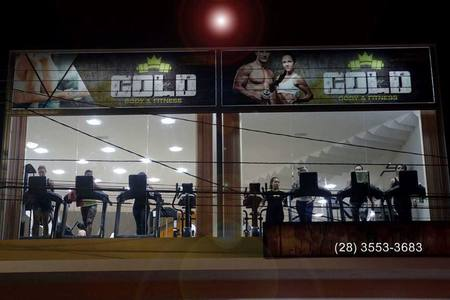 GOLD BODY FITNESS -