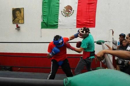 Escuela Cubana de Box Baro -