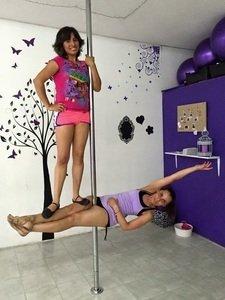 Butterfly Pole Dance
