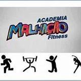 Academia Malhação Fitness Unidade 1 - logo