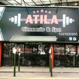 Atila Gym Fitness Center - logo