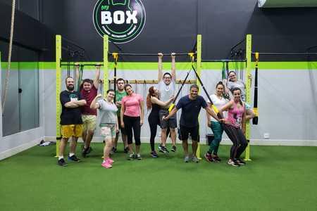 Box São João Cross Training