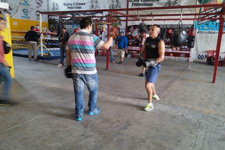 Gimnasio de Box Ruben Lira