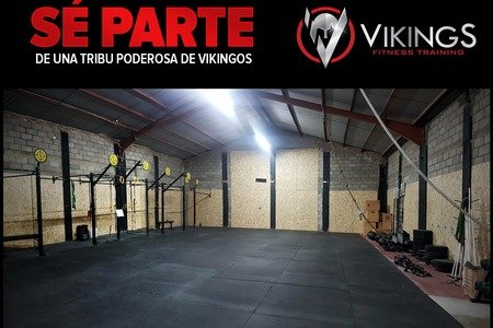 Vikings Fitness Training