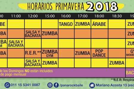 OyePana - Club de Baile