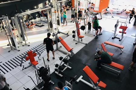Academia Fabrica do Corpo -