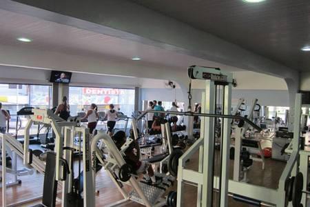 Academia Corpo e Forma -