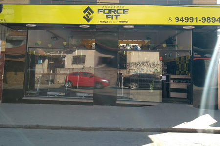 Academia Force Fit -