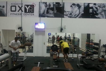 Academia Oxy Fitness Center