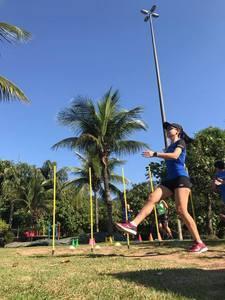Runners Rio Lagoa