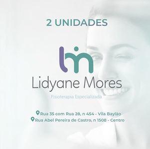 LIDYANE ANGELA MORES FISIOTERAPIA ESPECIALIZADA -