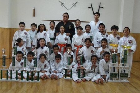 Toshin Karate Do Central -
