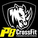 P8 Crossfit - logo
