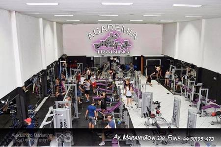 Academia physical -