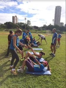 Marcorrer Assessoria Esportiva Pq do Trote
