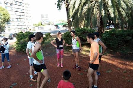 Grupo F Running Team Rosedal -