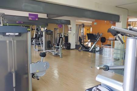 Anytime Fitness - Chapultepec