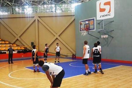 Escuela Mexicana de Basquetbol Spartans Cuauhtemoc