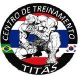 Centro De Treinamento Titãs - logo