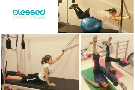 Blessed Pilates Studios -