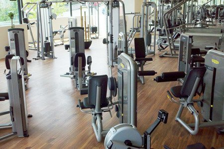 Sports World Pabellón Bosques -