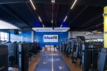 Academia Bluefit - Guarulhos -