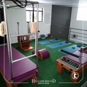 Helô Drummond Ateliê de Pilates -