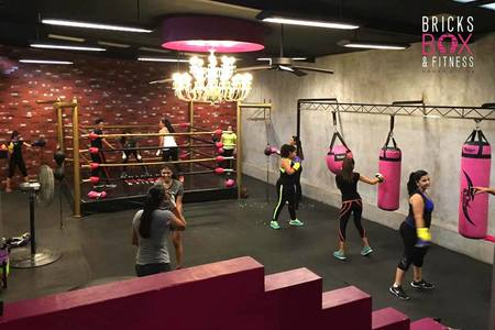 Bricks Box and Fitness -