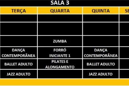 Estúdio de Dança DBM